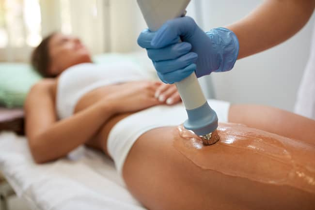 X-Wave: Goodbye to cellulite and more