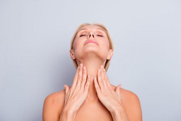 Come ringiovanire il collo